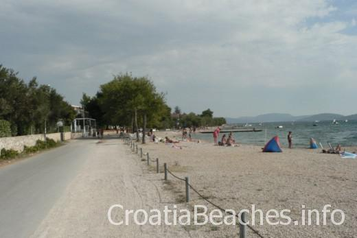 Srima beach lovetovo